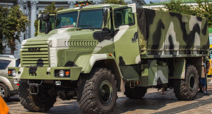 Грузовик КрАЗ-5233BE «Спецназ»